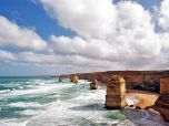 12 апостолов (The Twelve Apostles) - природные достопримечательности Австралии - фото (фотографии)